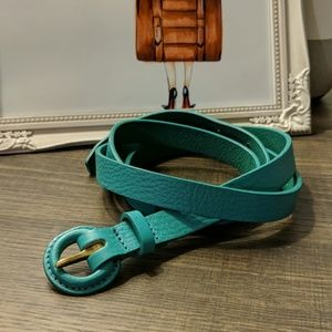 J.Crew Leather Belt Size Large
